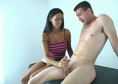 Gizelle Strokes a Big One